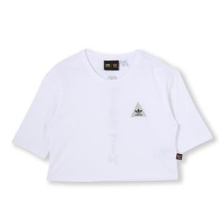 【adidas Originals = PHARRELL WILLIAMS HU HOLIDAY】 Tシャツ [PW HU LOOSE TEE]