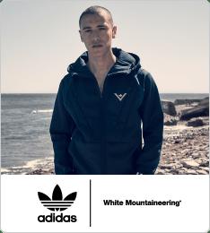 adidas Originals by White Mountaineering 17春夏コレクション