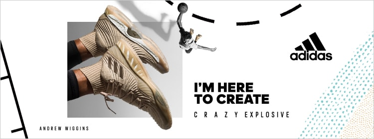 I'M HERE TO CREATE CRAZY EXPLOSIVE