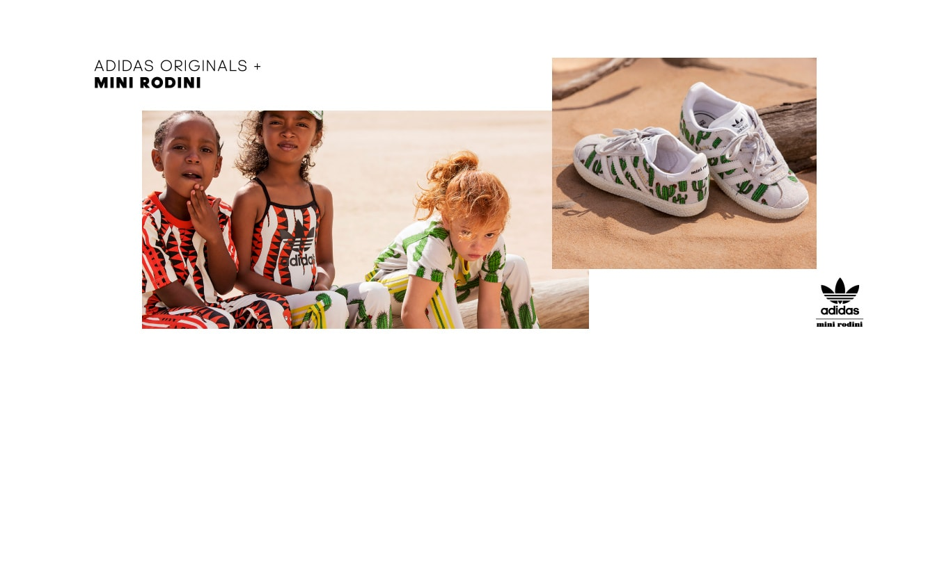 ADIDAS ORIGINALS + MINI RODINI