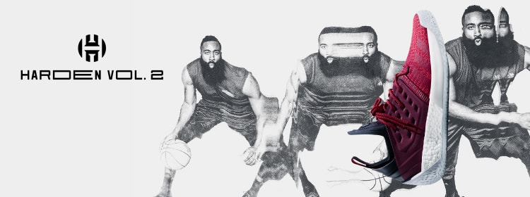 WAKE UP THE GAME HARDEN VOL.2