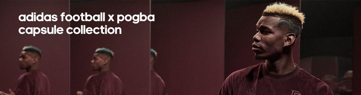 adidas football × Paul Pogba Collection アディダス フットボール ポール ポグバ カプセルコレクション