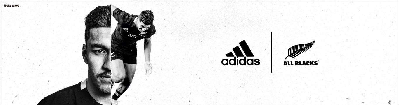 adidas ALL BLACKS アディダス オールブラックス