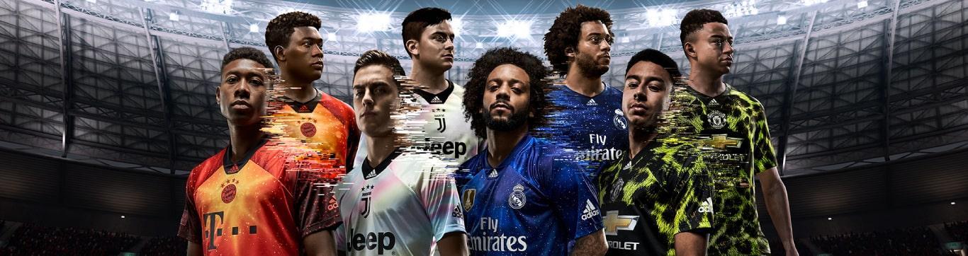 adidas x EA SPORTS「FIFA19」ユニフォーム