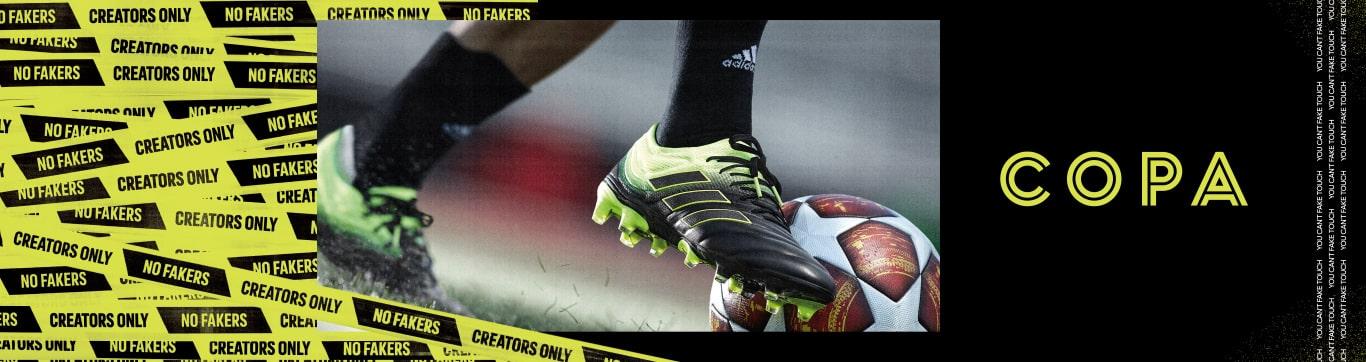 adidas FOOTBALL EXHIBIT PACK COPA アディダス フットボール エクシビットパック コパ