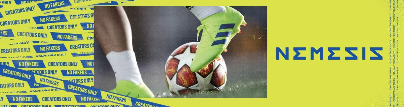 adidas FOOTBALL EXIBIT PACK NEMEZIZ アディダス フットボール エクシビットパック ネメシス
