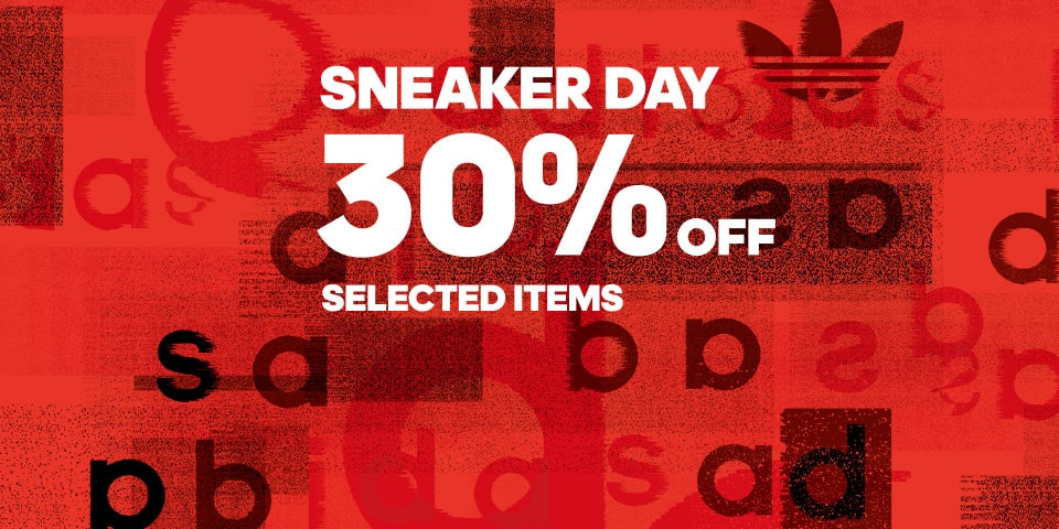 SNEAKER DAY  30%OFF