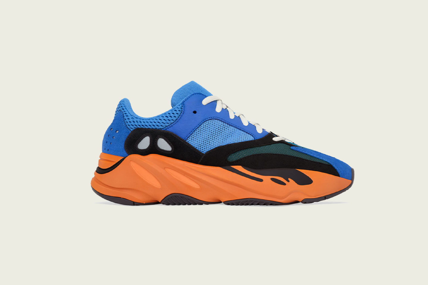 YEEZY BOOST 700  BRIGHT BLUE