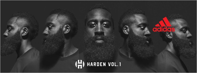 WAKE UP THE GAME HARDEN VOL.1