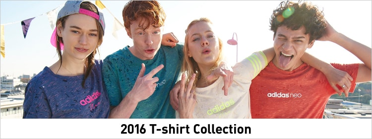 2016 T-shirt Collection