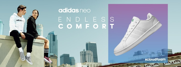 adidas neo ENDLESS COMFORT cloudfoam