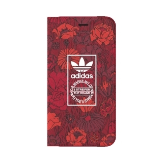 オリジナルス iPhone7 Plusケース [Booklet iP7+ Bohemian Red]