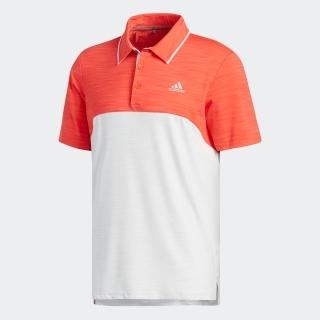 アルティメット365 ヘザーカラーブロック 半袖 シャツ【ゴルフ】