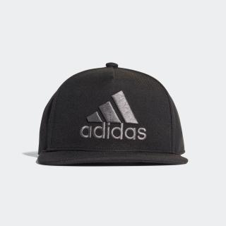 ロゴフラットキャップ /帽子