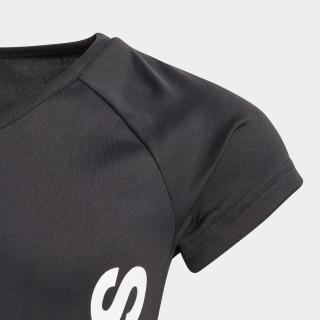 トレーニング CLIMALITE リニアロゴ Tシャツ ガールズ