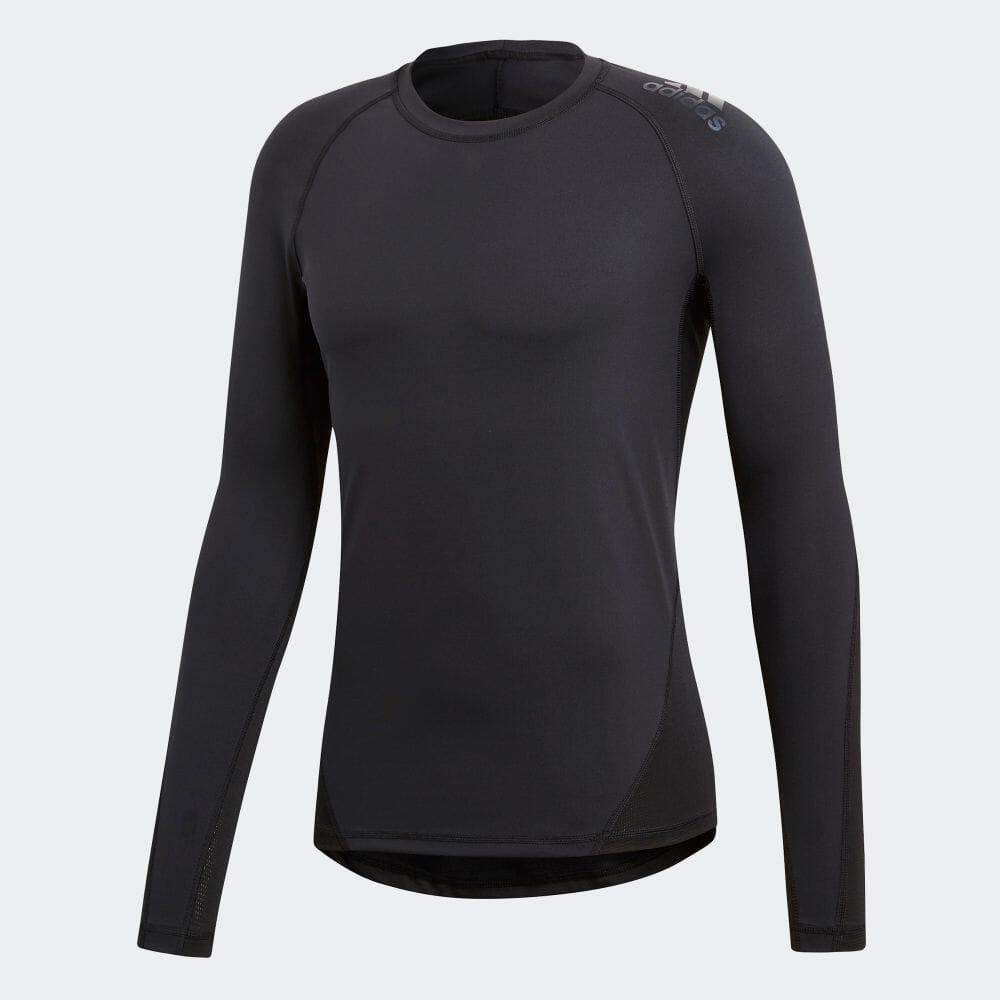 ALPHASKIN TEAM ロングスリーブTシャツ