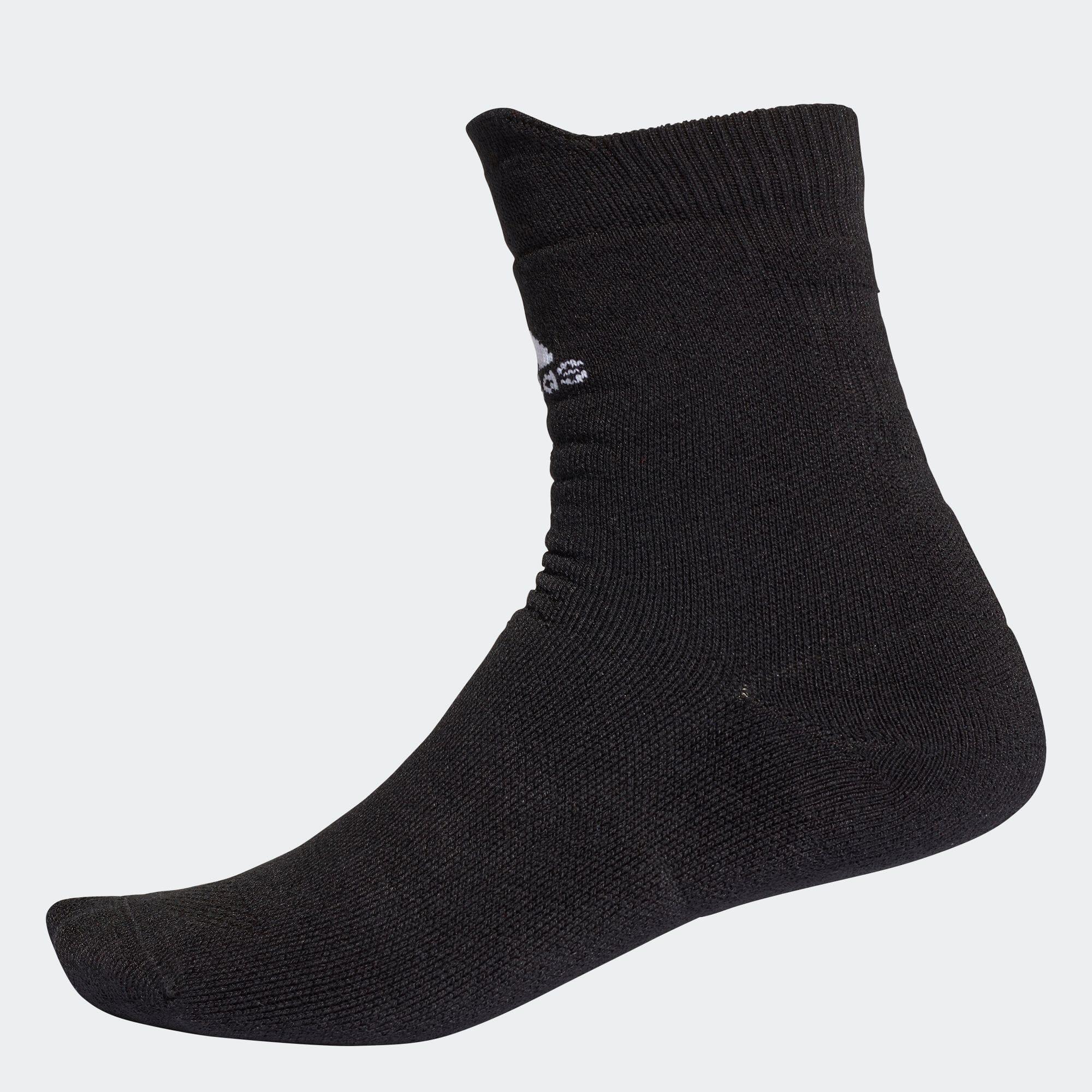 フルクッション クルーソックス /靴下  [アルファスキン/アルファスキンソックス]