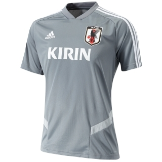 サッカー日本代表TIRO19 トレーニングジャージー
