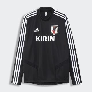 サッカー日本代表19 トレーニングトップ