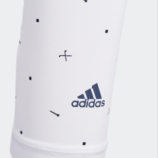 ADICROSS  モノグラムプリント UVアームカバー 【ゴルフ】