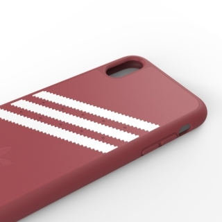 iPhone 6.1インチ用 スエードケース / Moulded Case Suede iPhone 6.1-Inch