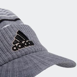ロゴバイザーニットキャップ【ゴルフ】 / Visor Knit Cap