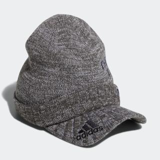 ジャカードバイザーニットキャップ【ゴルフ】 / Jacquard Visor Knit Cap