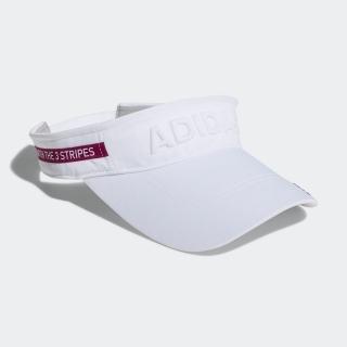 ウィメンズ テープデザインバイザー【ゴルフ】 / Tape Design Visor