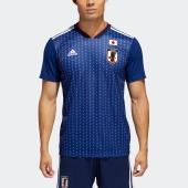 サッカー日本代表 ホームレプリカユニフォーム半袖【FIFAワールドカップTM モデル】