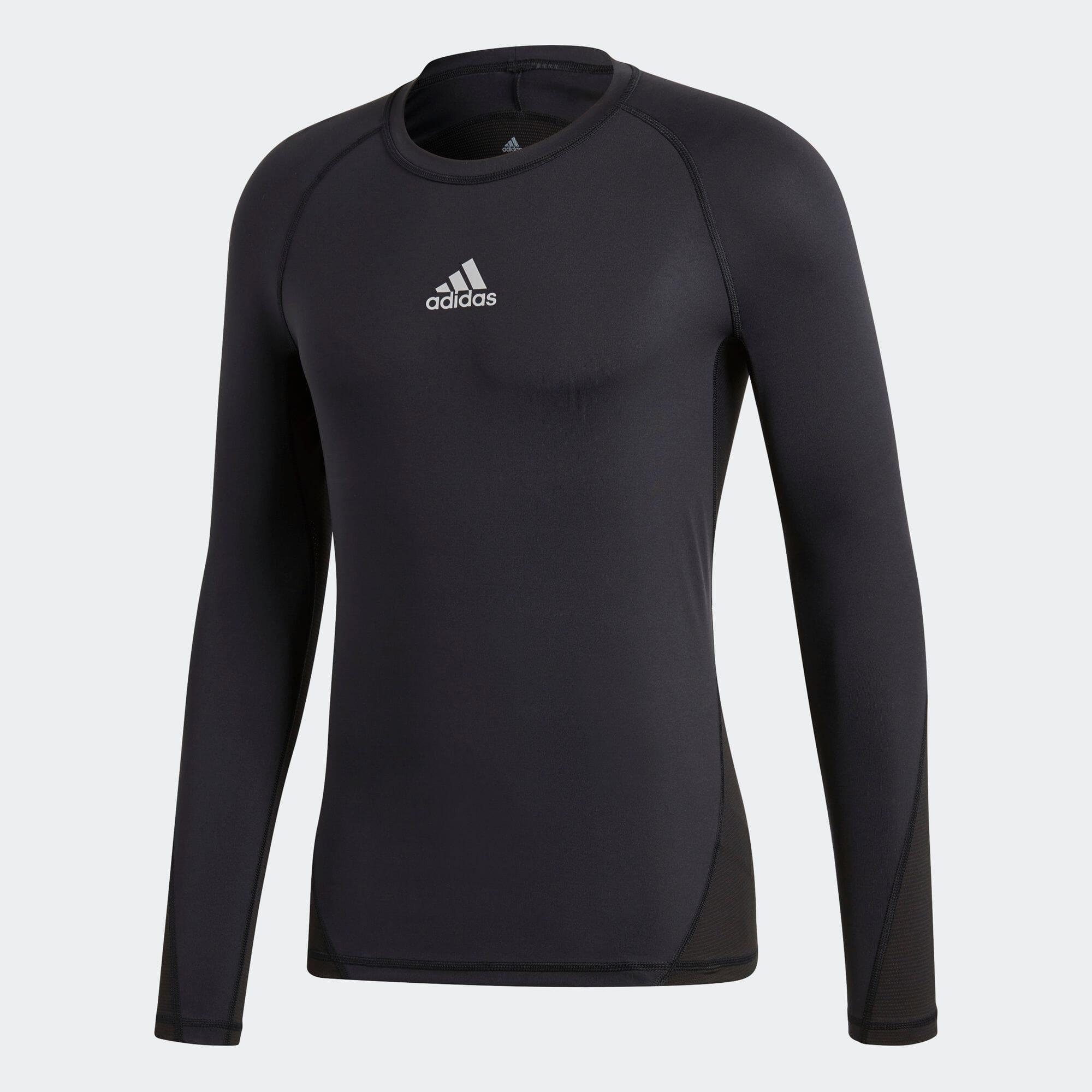 アルファスキン TEAM ロングスリーブシャツ