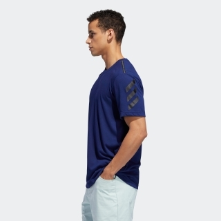adicross スリーブロゴ半袖Tシャツ