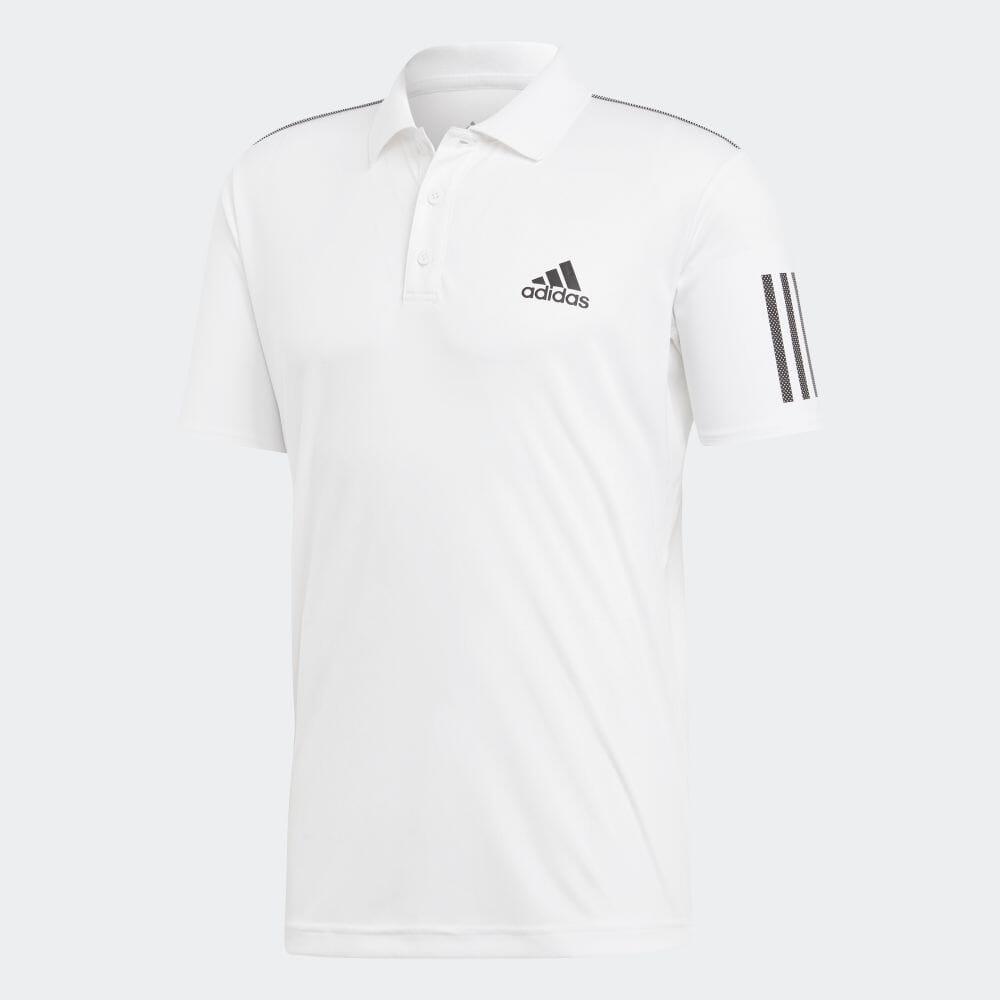 スリーストライプス クラブ ポロシャツ [3-Stripes Club Polo Shirt]