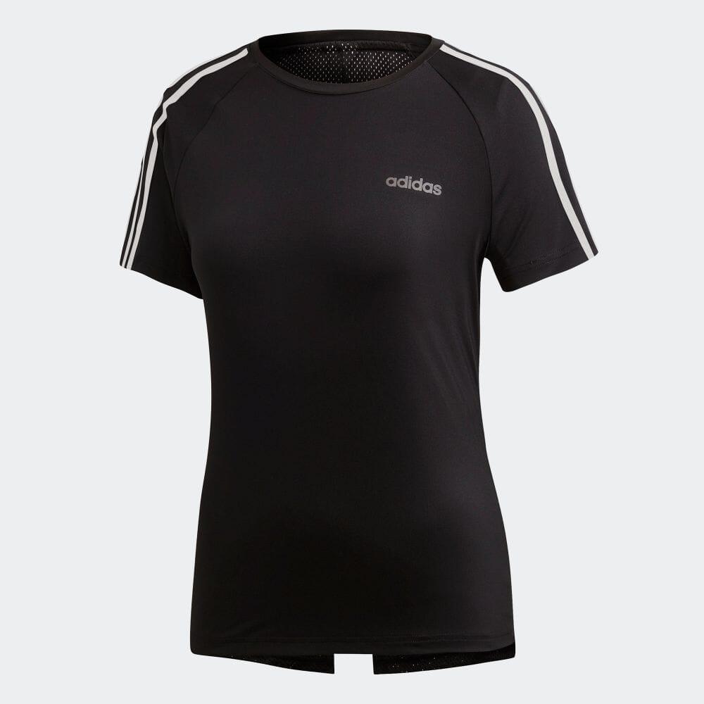 Design 2 Move 3ストライプス 半袖Tシャツ / Design 2 Move 3-Stripes Tee