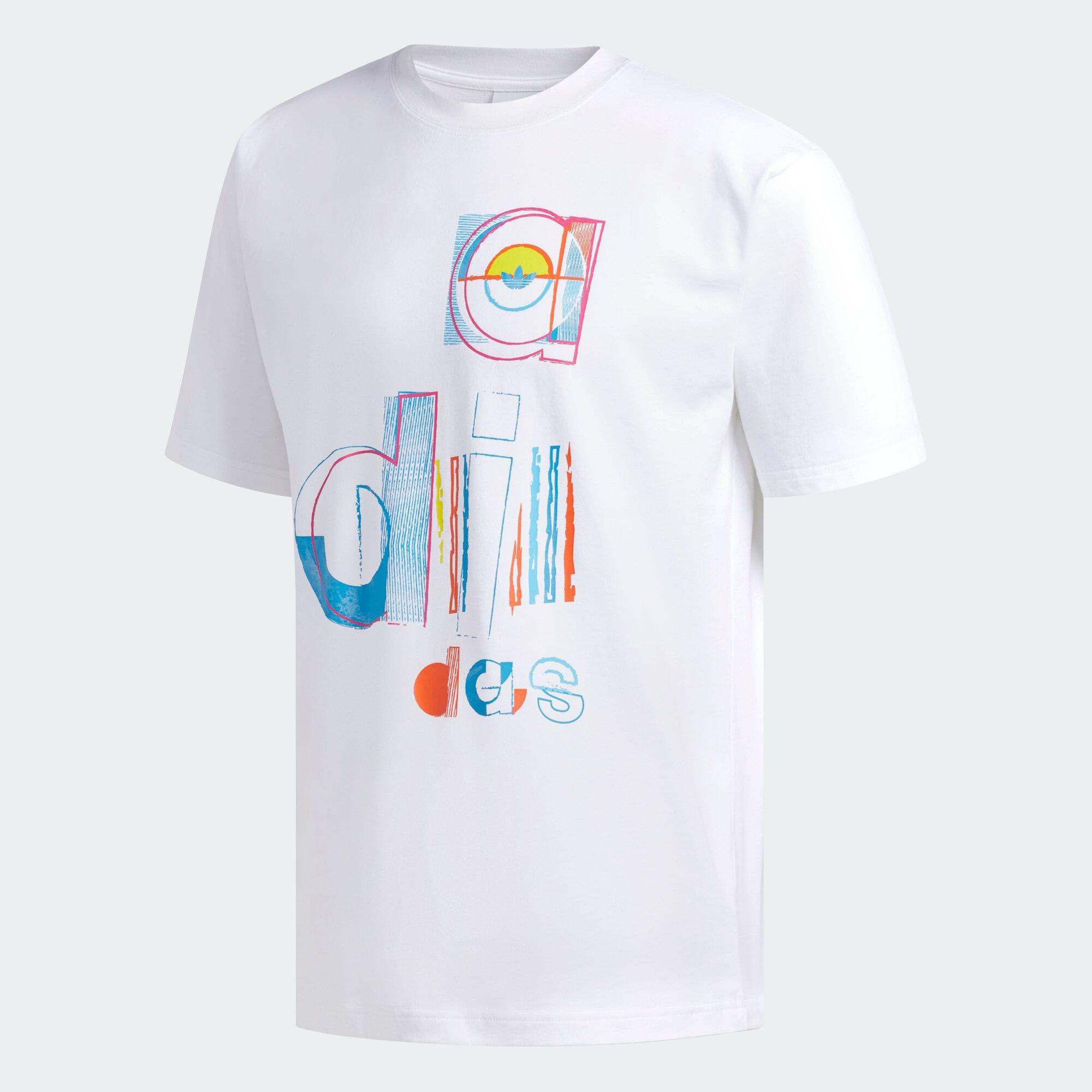スプリット Adi Tシャツ [Split Adi Tee]