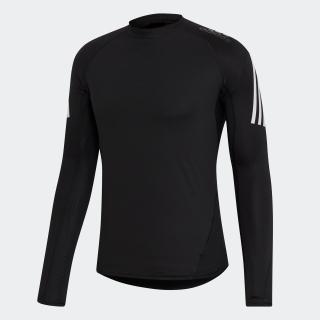 アルファスキン チーム スリーストライプスロングスリーブTシャツ
