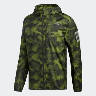 オウン ザ ラン カモフラージュ ジャケット / Own the Run Camouflage Jacket