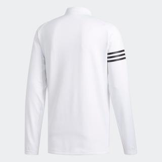 カラーブロック 長袖ジップレイヤー【ゴルフ】 / Competition Sweater