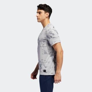 ADICROSS オールオーバープリント Tシャツ【ゴルフ】 / ADICROSS Allover Graphic Tee