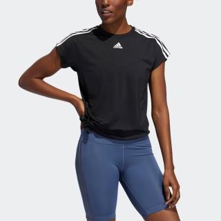 スリーストライプス タイ 半袖 Tシャツ / 3-Stripes Tie Tee