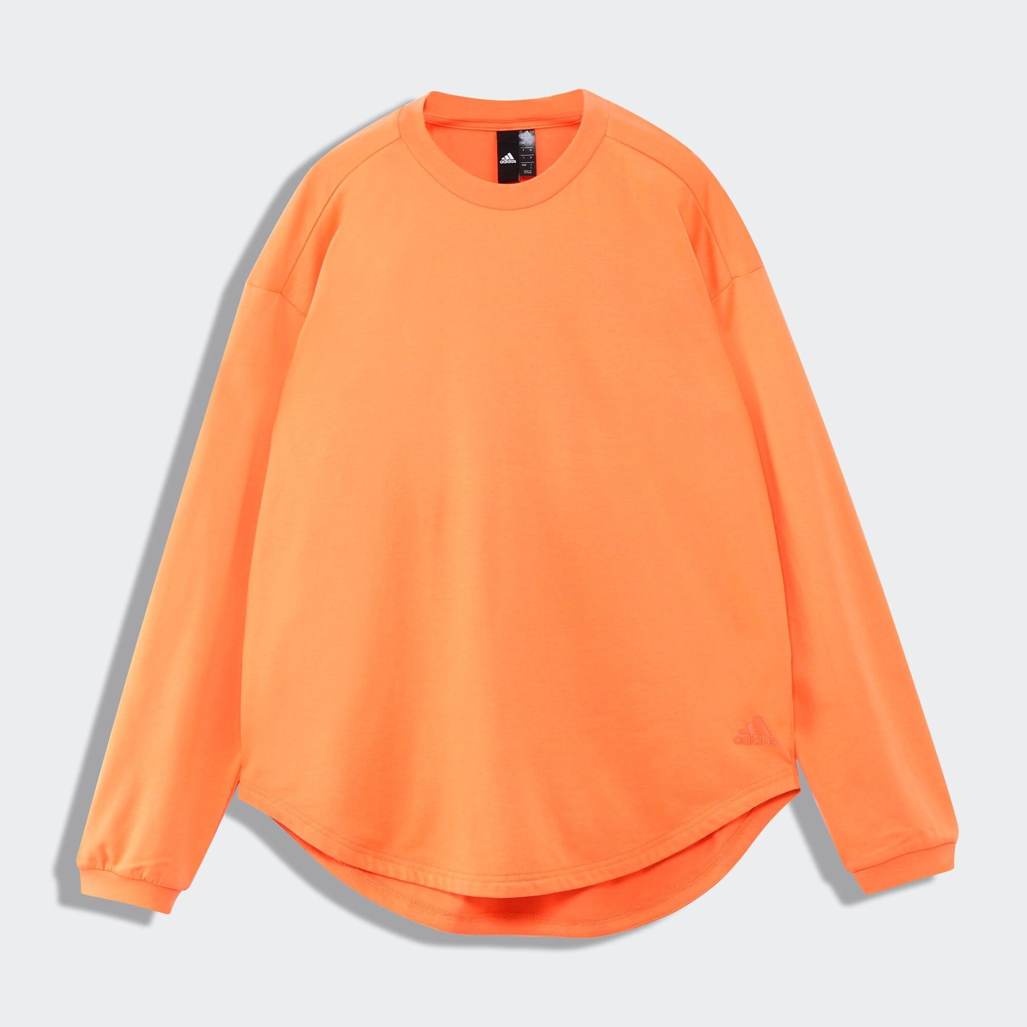 M S2S ビッグワーディング長袖Tシャツ