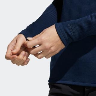 クライマウォーム エンブレム 長袖 モックネックシャツ【ゴルフ】 / L/S T/N SHIRTS