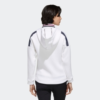 ウルトラライトニット フルジップ 長袖 フーディー【ゴルフ】 / Mochi Hooded Jacket