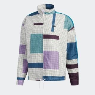 グリッド ブロック ジャケット / Grid Block Jacket