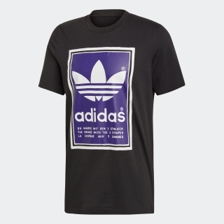 フィルド ラベル Tシャツ [Filled Label Tee]