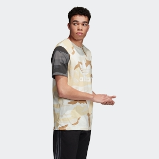 カモフラージュ ミックス 半袖Tシャツ / Camouflage Mix Tee