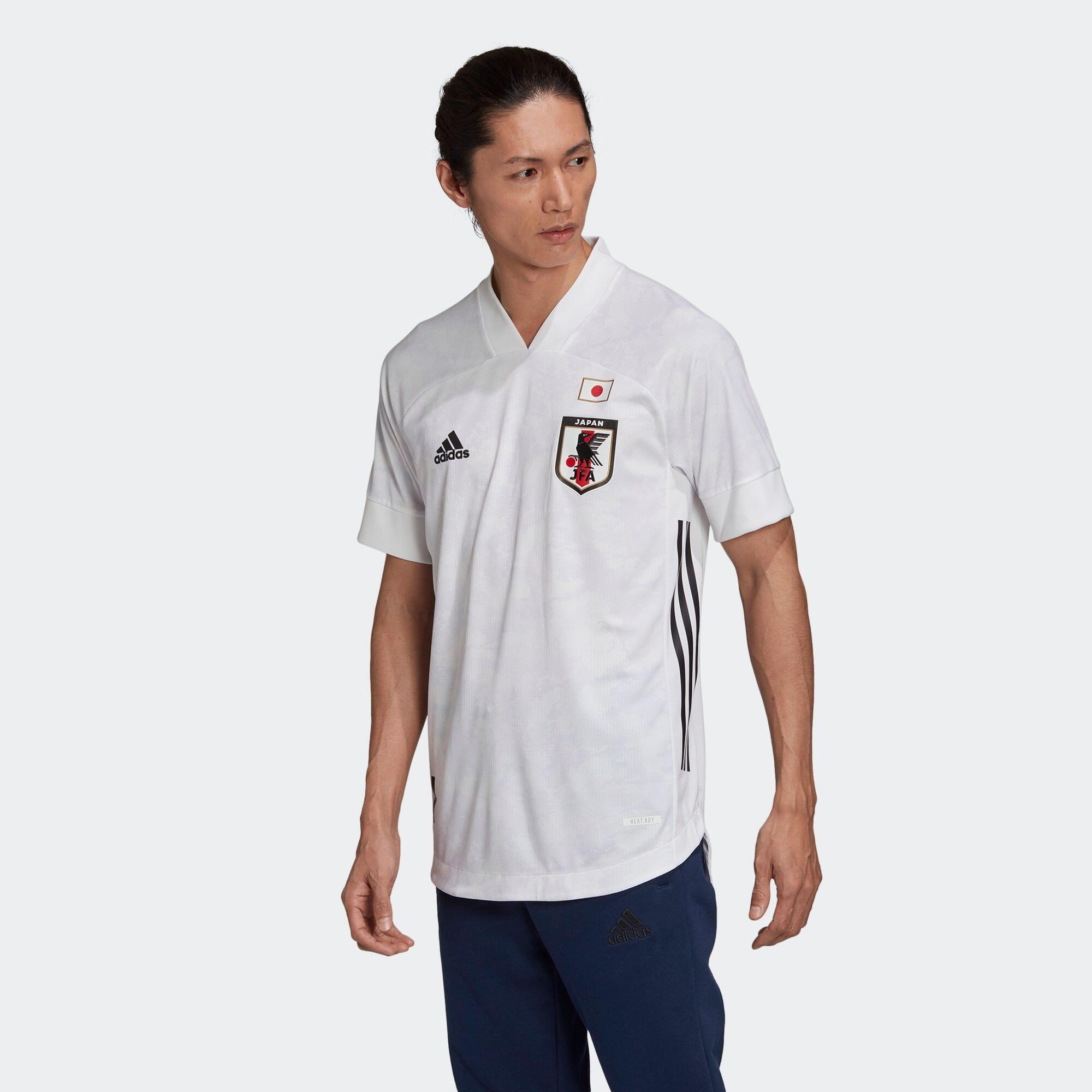サッカー日本代表 2020 アウェイオーセンティックユニフォーム / Japan Away Authentic Jersey
