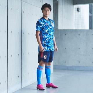 サッカー日本代表 2020 オーセンティック ホーム ユニフォーム / Japan Home Authentic Jersey