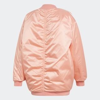 ロング ボンバージャケット