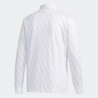チェックプリント L/Sシャツ【ゴルフ】