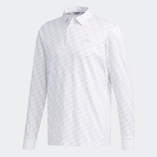チェックプリント L/Sシャツ
